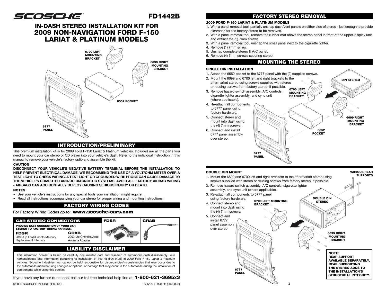 Scosche Wiring Harness Instructions Interface Gmt2049a 1992 Up General Motors Stereo