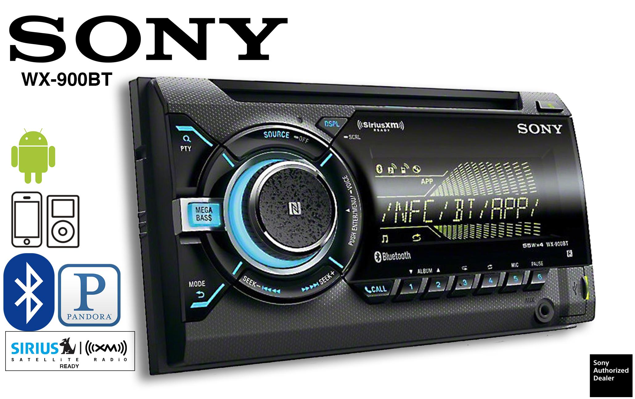 Sony  U2013 Wx