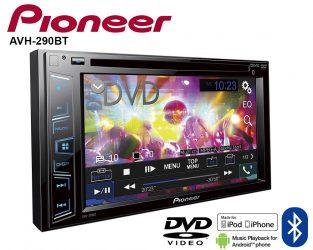 pioneer 2300nex. PIONEER \u2013 AVH-290BT Pioneer 2300nex