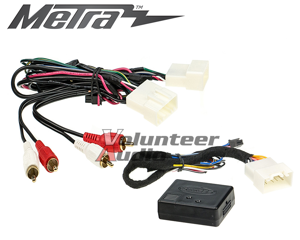 Wire Harness Module for Toyota Lexus Turn On Factory Ampflier JBL AMP Radio
