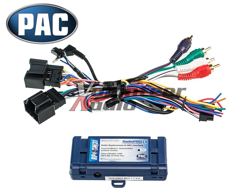 Car Stereo Radio Wire Harness Plug for Some GMC Buick Pontiac Saturn Vehicles