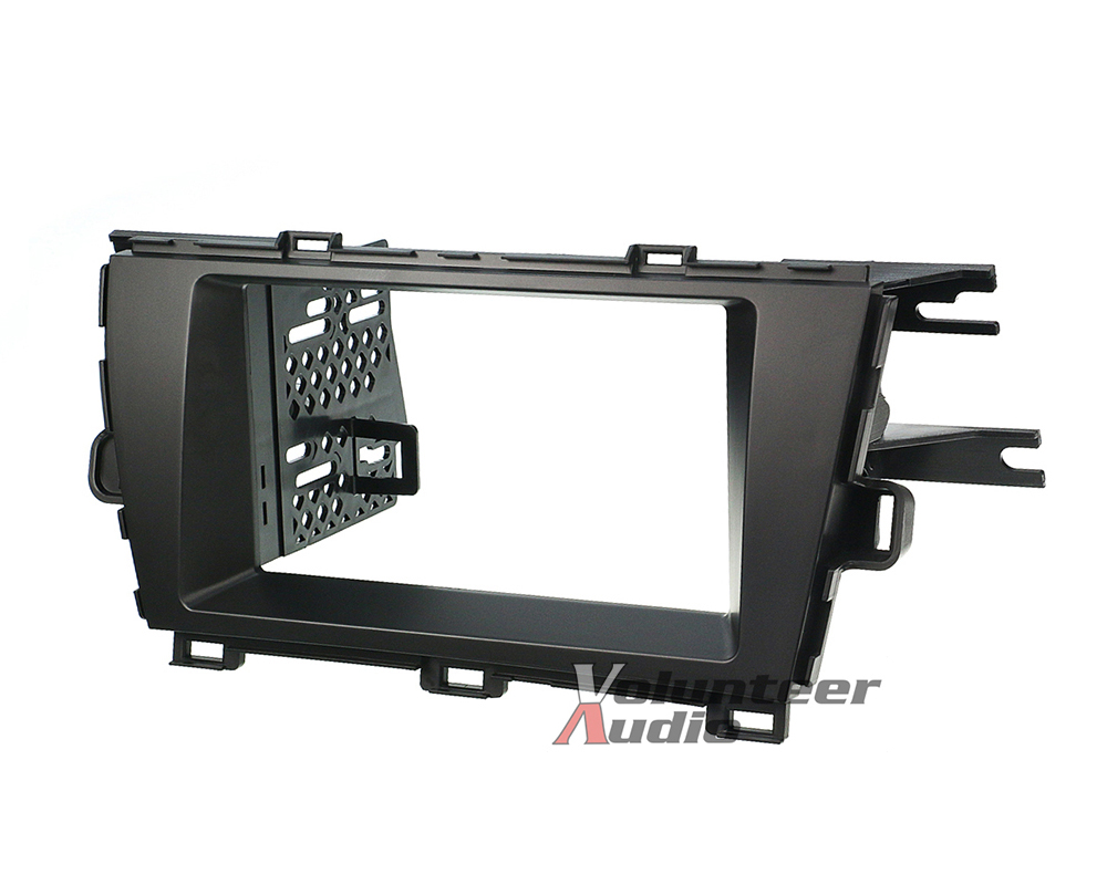 SCOSCHE Dash Kit for 2010 Toyota Prius DIN with Pocket /& Double DIN Black