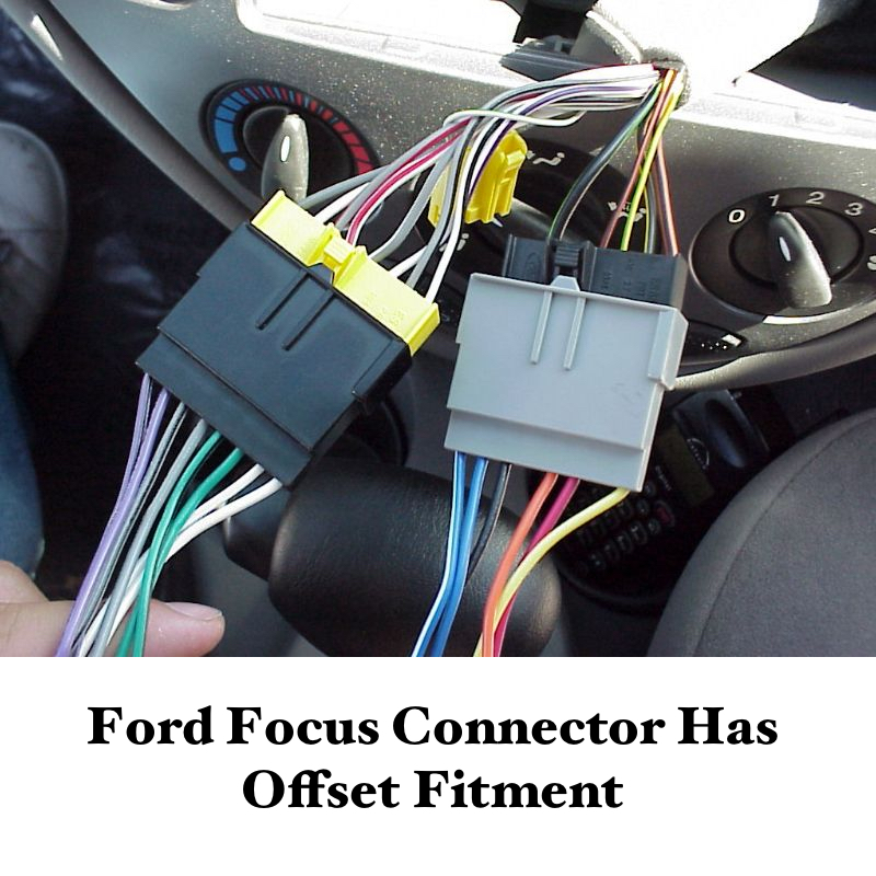 Peachy Ford Focus Radio Wiring Wiring Diagram Wiring Database Gramgelartorg