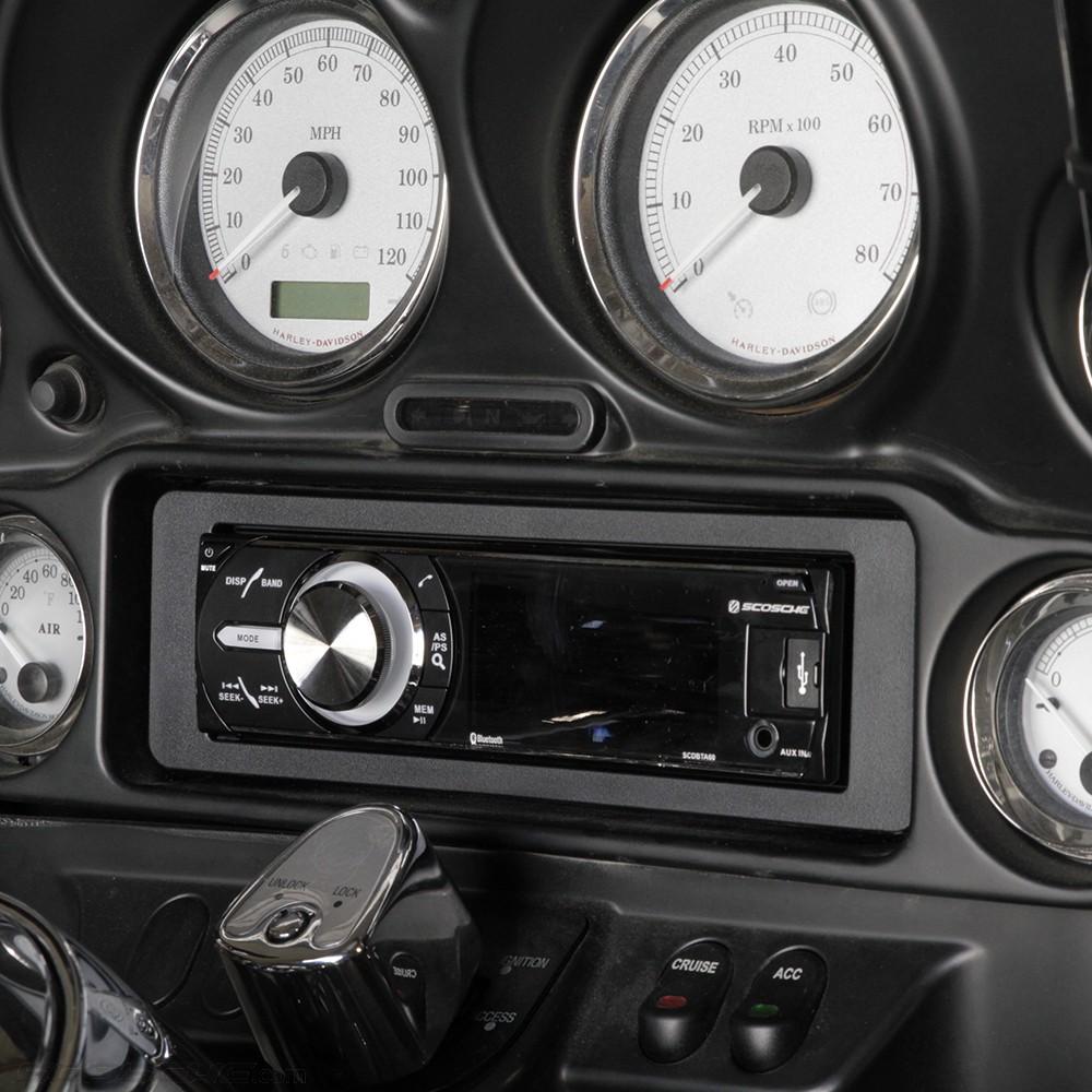 Sony 98 2013 Harley Touring Install Adapter Flht Stereo Radio Cd Tach Wiring