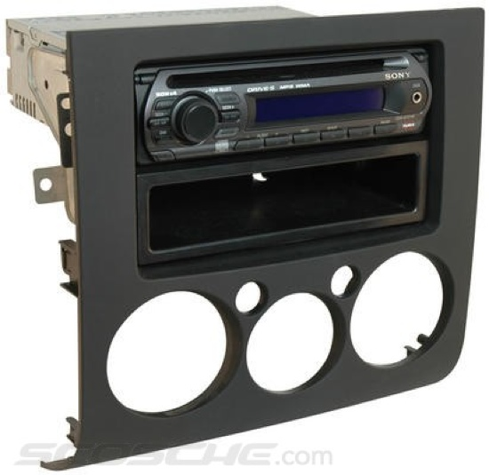 NEW CAR STEREO RADIO CD PLAYER DASH INSTALL MOUNTING KIT INSTALLATION MOUNT TRIM