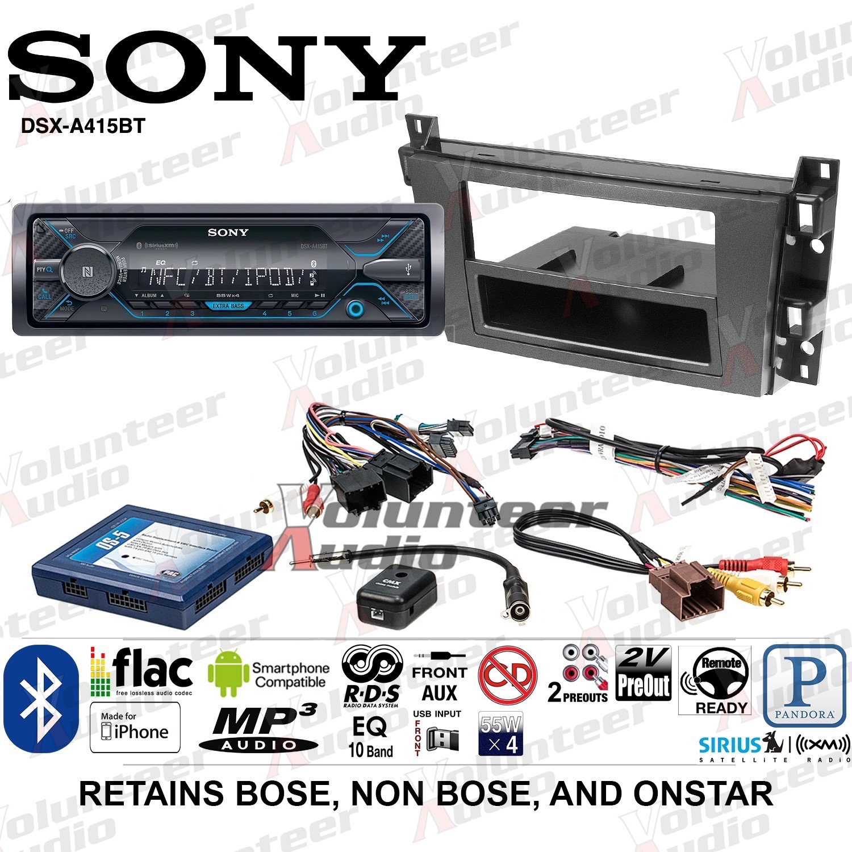 Sony Dsx