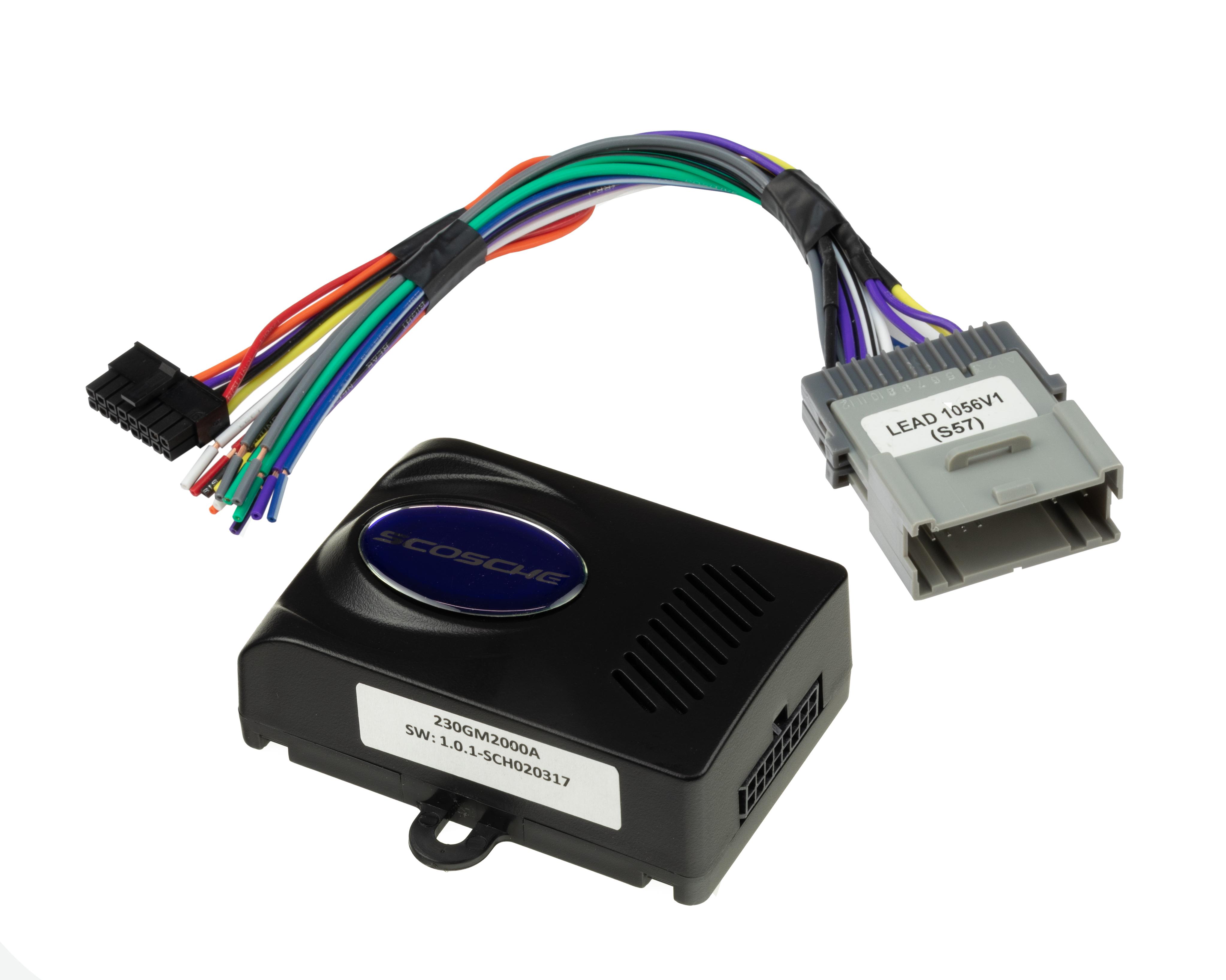 scosche gm2000 car radio stereo wiring harness interface for buick chevrolet  gmc | ebay  ebay