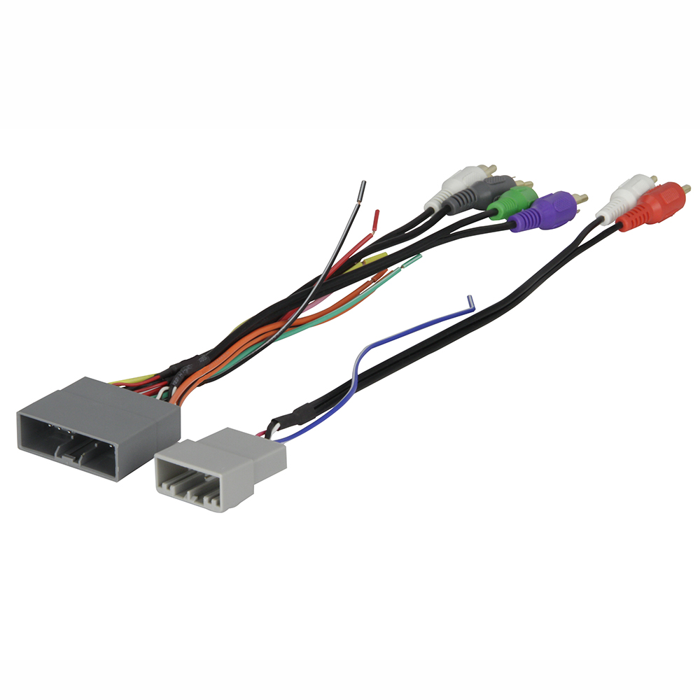 Scosche Fdk11b Wiring Harness Color Code Electrical Wiring Diagrams Chevy  Cobalt Color Code 87 Camaro Scosche Wiring Harness Color Code